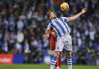 Copa: Adnan Januzaj à l'assist, mais la Real Sociedad éliminée