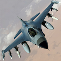 Fly Airplane F18 Fighters 3D icon