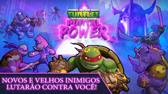 TMNT Portal Power para Android