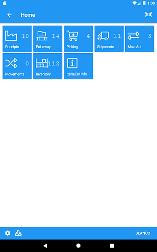 iDynamics Warehouse 4.0.9 screenshots 13