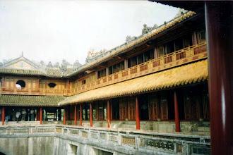 Photo: Ngũ Phụng lâu - bên trên Ngọ Môn