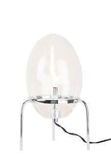 Globen Lighting Drops Bordslampa Krom 20 cm - lavanille.com