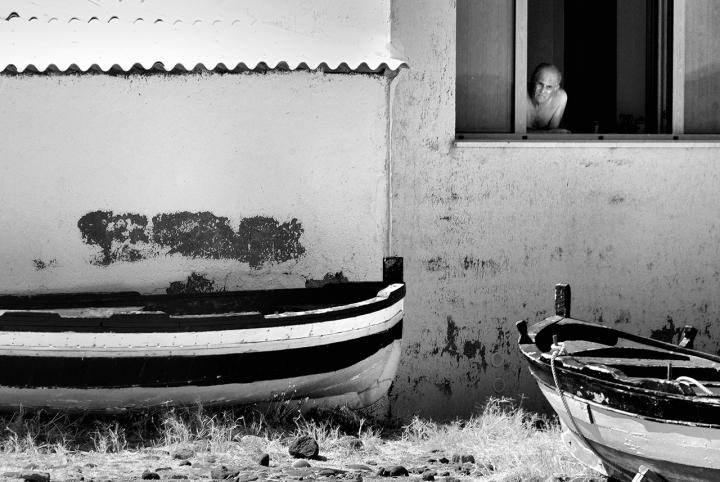 Il guardiano delle barche... di Salvatore Gulino