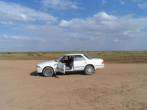 Photo: Our ride from Wojaale to Hargeisa.