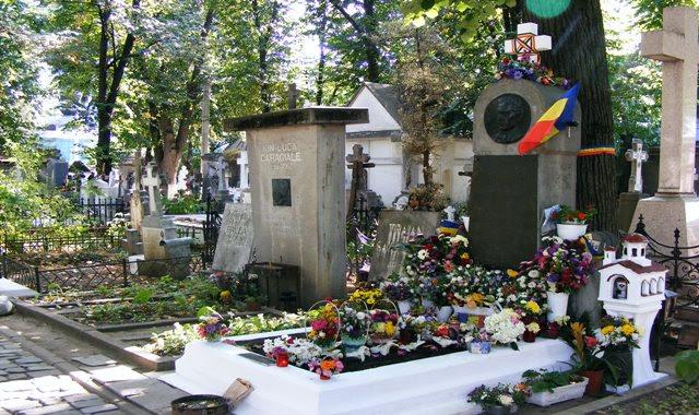 ROMANIAN NATIONAL POET TOMB