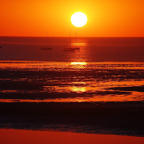 Golden bliss by Kathlene Moore - Landscapes Sunsets & Sunrises (  )