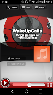 WakeUpCalls- screenshot thumbnail