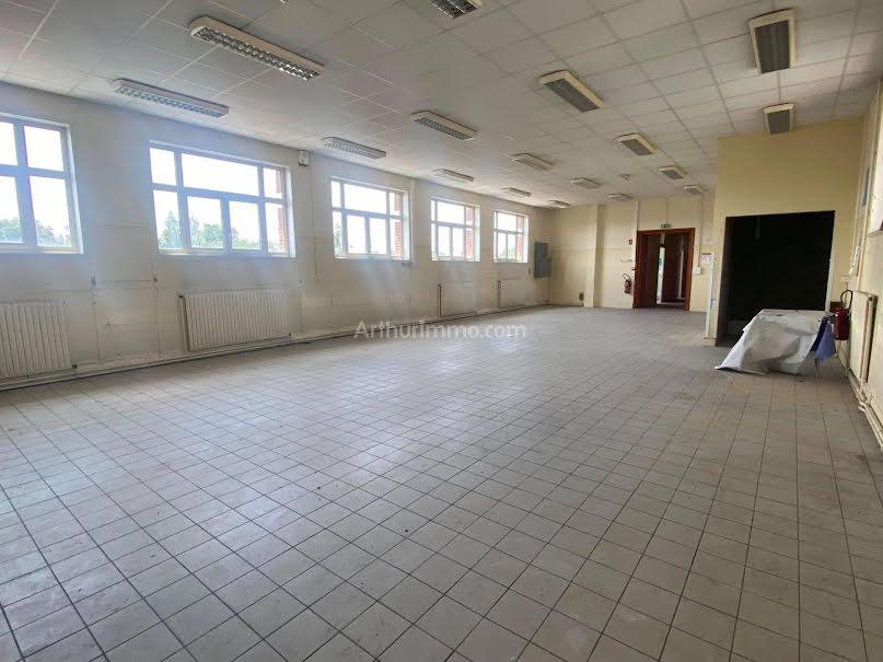 Vente locaux professionnels 20 pièces 626 m² à Peronne (80200), 199 500 €