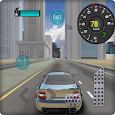 Luxury Car City Simulation