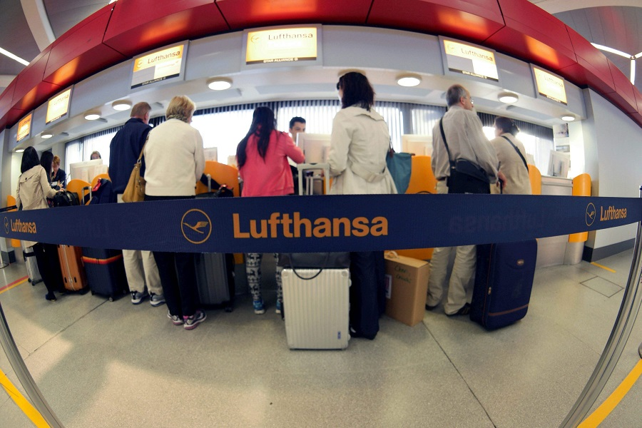 Cabin crew union calls for two-day strike at Lufthansa