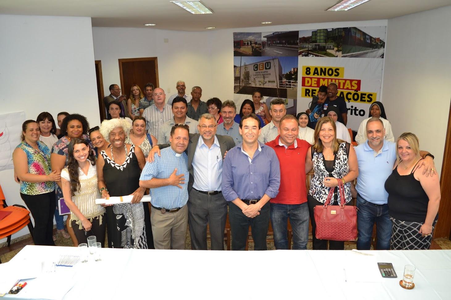 Prefeitura renova convênio com 24 entidades ligadas à Educação