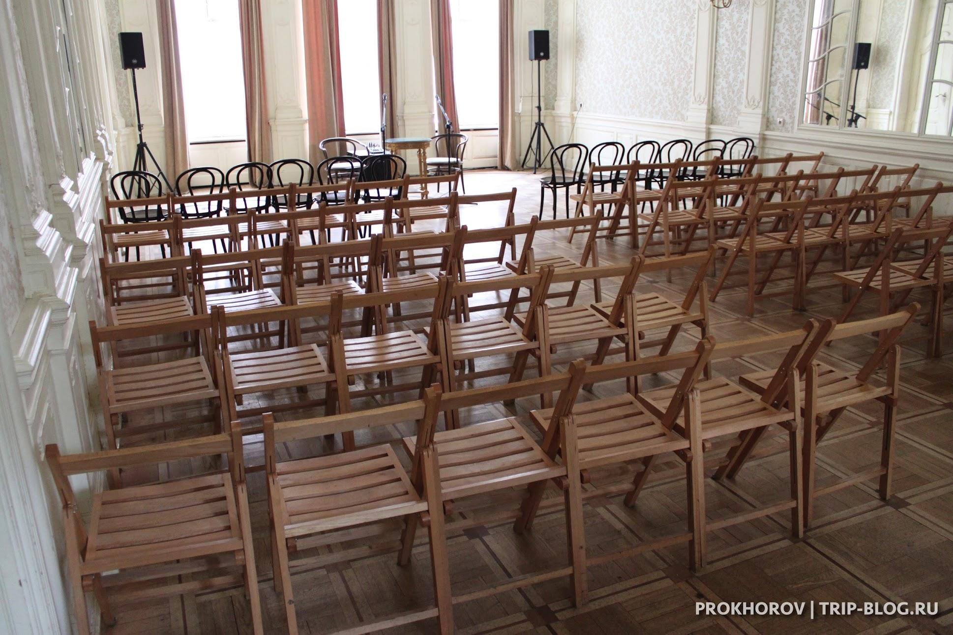 Дом писателей и литературное кафе Литера