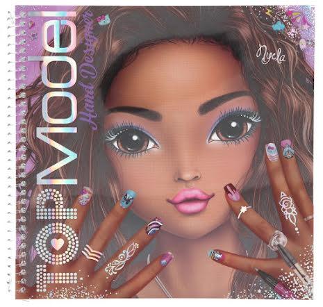 TOPModel Hand Designbok