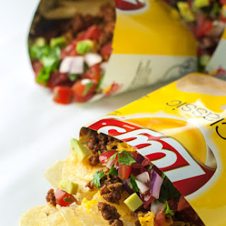 Potato Chip Taco Bags
