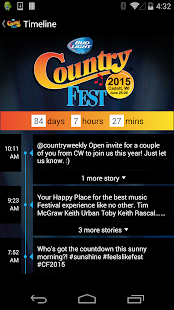 Country Fest 2015- screenshot thumbnail