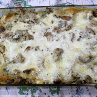 White Lasagna Cottage Cheese Recipes