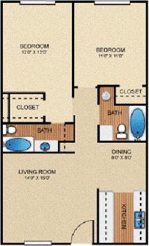Go to Lunare Floorplan page.