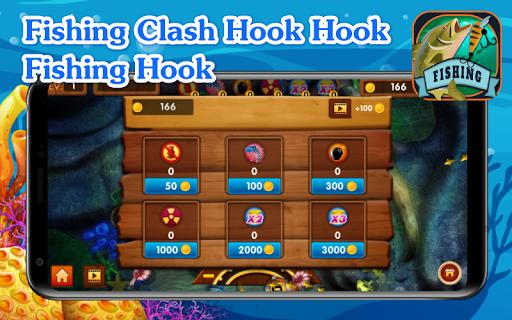 Fishing Clash Hook Hook Fishing Hook 1.1 screenshots 3