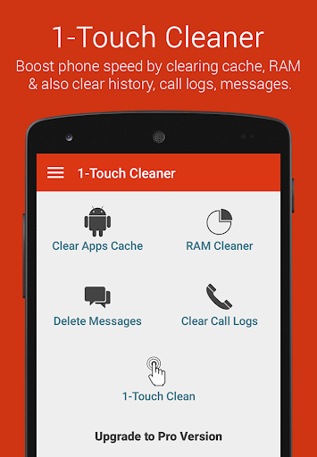 1-Touch Cache Cleaner