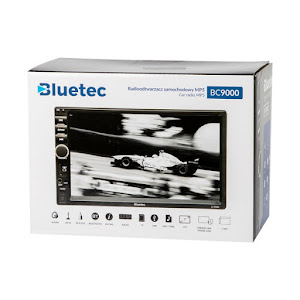 Sistem multimedia auto MP5 player Bluetooth, 7 inch, Blow