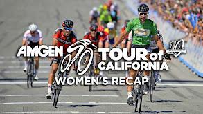 AMGEN Tour of California Women's Recap thumbnail