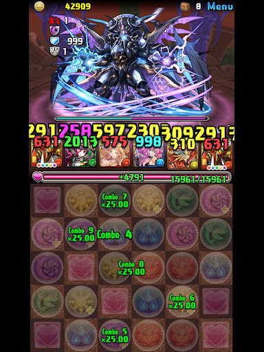 u30d1u30bau30ebuff06u30c9u30e9u30b4u30f3u30ba(Puzzle & Dragons) 14.0.0 screenshots 18