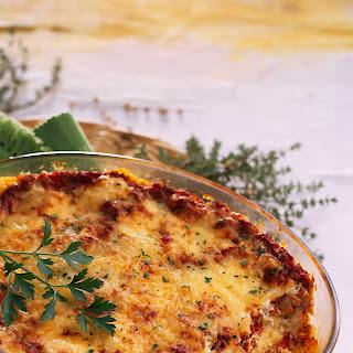Püree-Lasagne