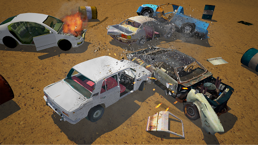 Derby Destruction Simulator 2.0.1 screenshots 6