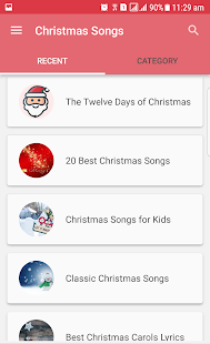 ... Christmas Songs and Carols- screenshot thumbnail ...