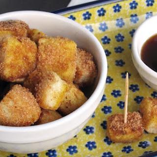 Cinnamon-Sugar French Toast Bites