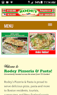 Rodey Pizzeria- screenshot thumbnail