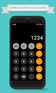 Smart Vault Calculator Hide Media & Files - OS11 - náhled