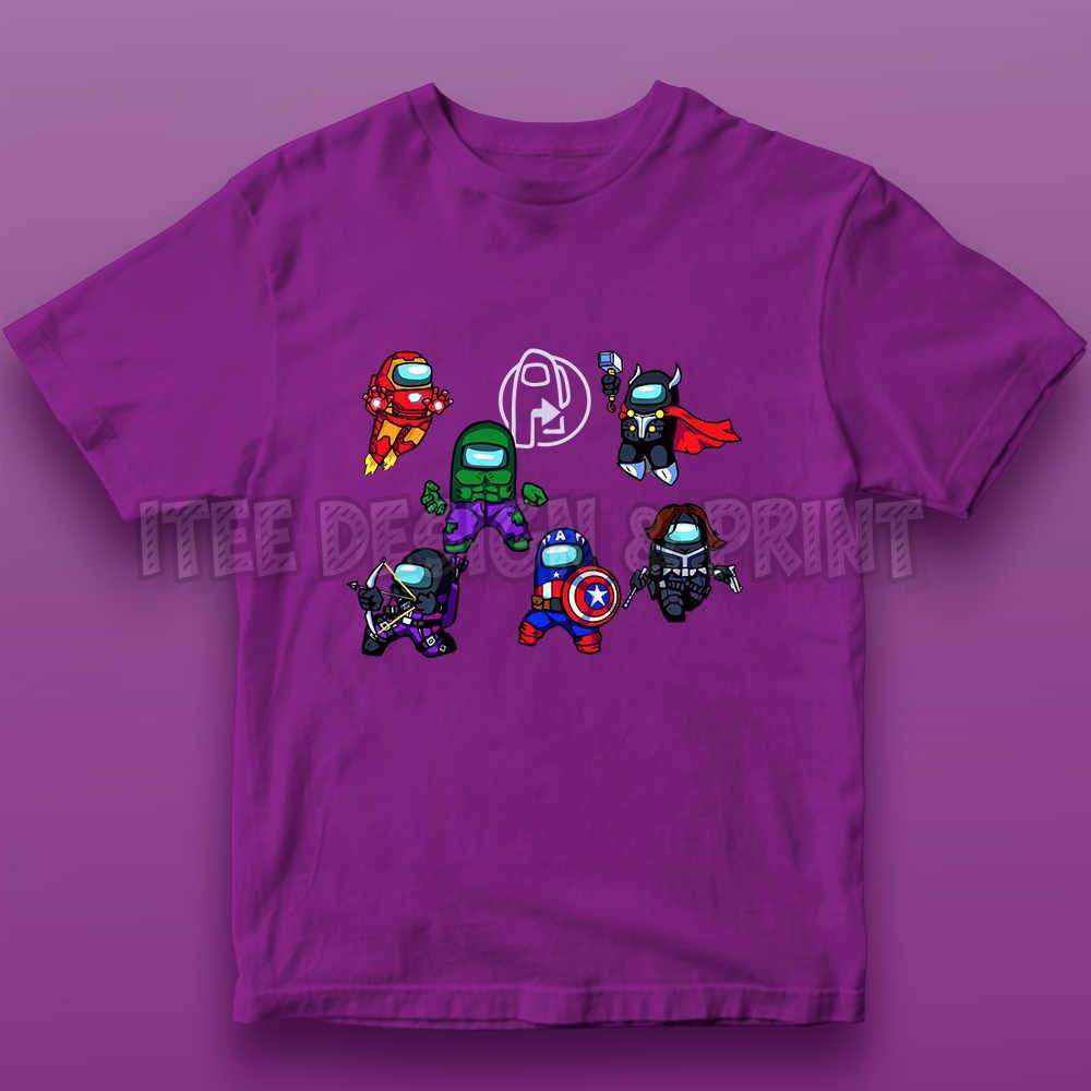 Avengers Among Us Impostor 17