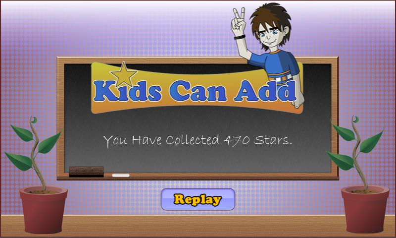 Kids Can Add- screenshot