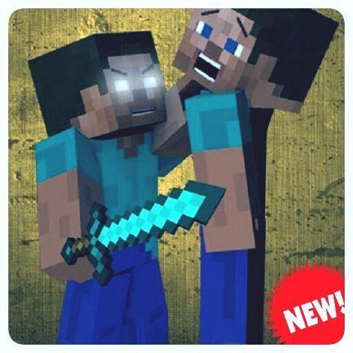 Mod Herobrine For Minecraft!~