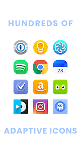 KAAIP – The Adaptive, Material Icon Pack 2.6 Patched Latest APK Free Download 1