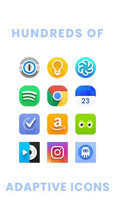 KAAIP - The Adaptive, Material Icon Packのおすすめ画像1