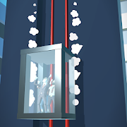Lift Survival 3D - juego de supervivencia de rescate en ascensor