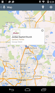 Jordan Baptist Church- screenshot thumbnail