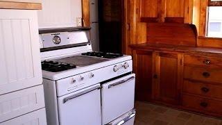 Water Damaged Kitchen