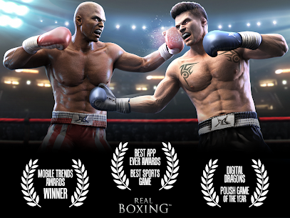 Real Boxing MOD Apk 2.6.1 (Unlimited Coins) 8