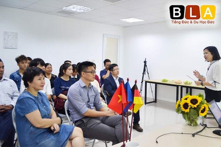 Du học nghề Đức tại Lào Cai đang được các bạn trẻ quan tâm