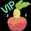 반찬 키우기 VIP 대표 아이콘 :: 게볼루션
