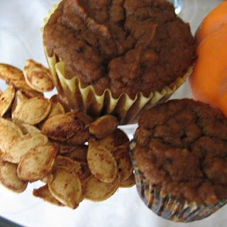 Soaked Famous Pumpkin Muffins