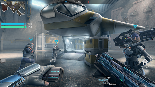 Infinity Ops: Online FPS filehippodl screenshot 2
