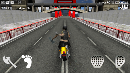 Motorcycle Killer