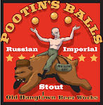 Pootins Balls Russian Imperial Stout