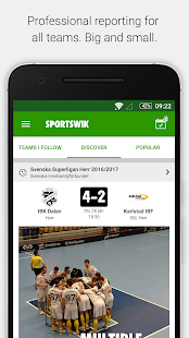 Sportswik- screenshot thumbnail
