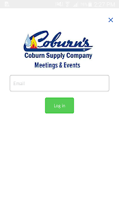 Coburn Supply Company Events - náhled