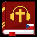 Česká Audio Bible zdarma. Česká Bible offline mp3. icon